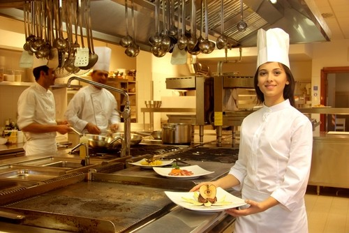 a focus on the career of a professional chef Chefs often put in long hours and may work on holidays or weekends career prospects and salary in 2014, the bls reported that the median annual salary for a chef or head cook was $41,610, with half the chefs making between $30,630 and $56,820 the bls expected slower-than-average job growth of 5% for chefs and head cooks from 2012.
